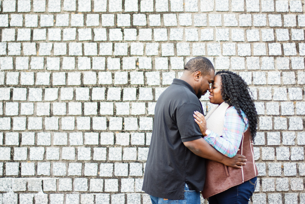 Kendra + Terrance | Greenville NC Engagement Portraits | Eastern + Greenville NC Photographer | Bryant Tyson Photography | www.memoriesbybryant.com