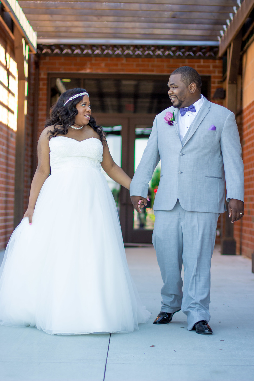 Kendra + Terrance | Greenville NC Wedding | Eastern + Greenville NC Photographer | Bryant Tyson Photography | www.memoriesbybryant.com