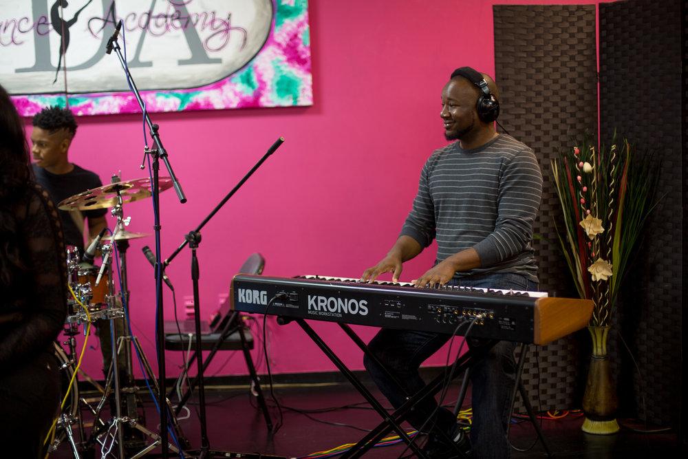 UnFit Live Sessions with J.Lynn | Greenville NC Photographer Videographer | Jessica Jones | Bryant Tyson Photography | www.memoriesbybryant.com