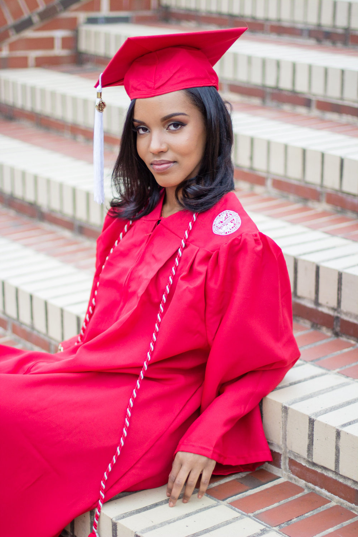 Senior Portraits for Stephanie E | NC State Senior Portraits | Greenville NC Photographer | Bryant Devon Creative Services | www.imbryantdevon.com