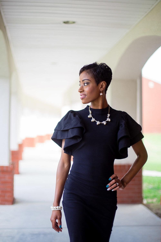 Branding Photos for Tosha | Personal Branding Photoshoot | Bryant Tyson Photography | Raleigh + Eastern NC Photographer | www.memoriesbybryant.com