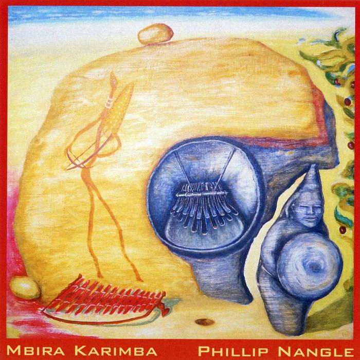 Phillip's album ' Mbira Karimba' on Bandcamp.