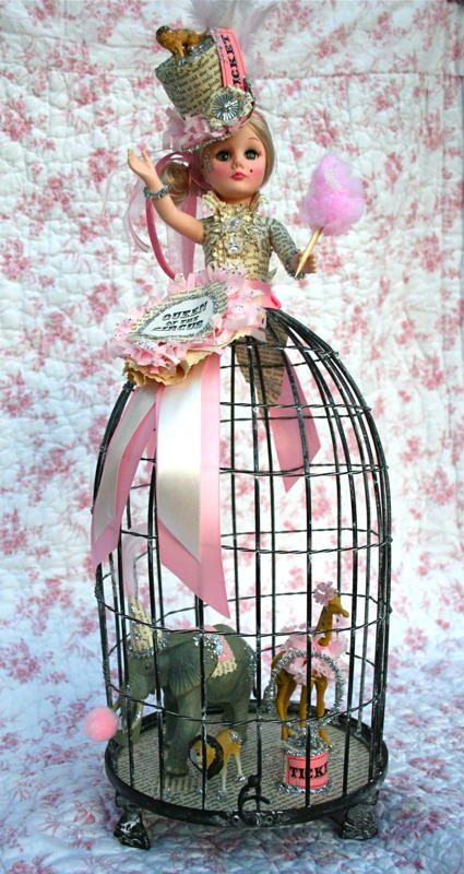 birdcage dolly