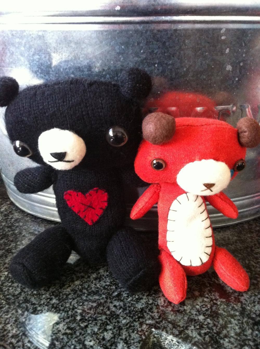 Japanese bears