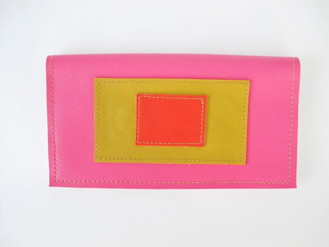 vinylicious checkbook cover
