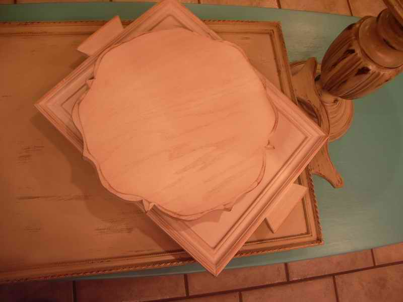 Assorted wooden trays