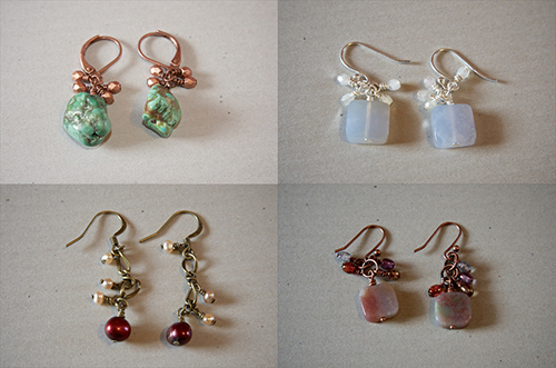 EARRINGS-