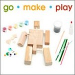 go make play robot kit