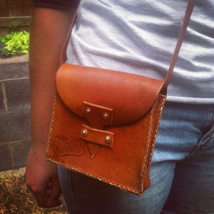 leather goods by Knoak