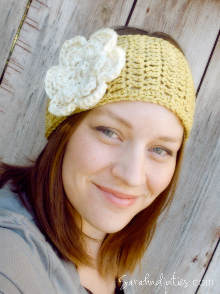 YellowBohoHeadband1