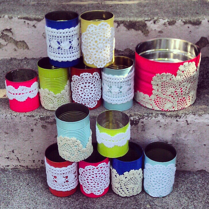 doily-containers