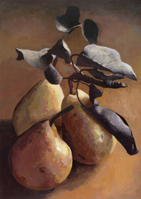 Pears_Painting