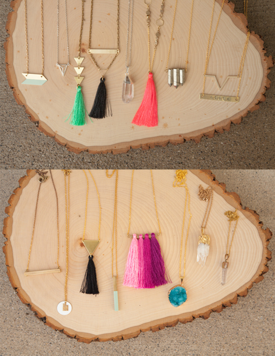 Caitlyn Renshaw necklaces