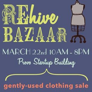 REhive Bazaar event