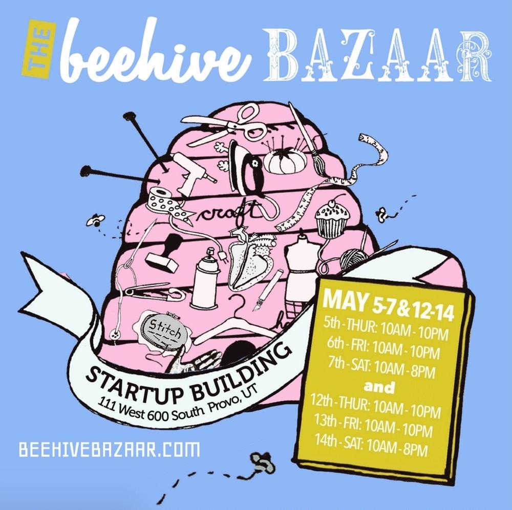 Spring 2016 Beehive Bazaar