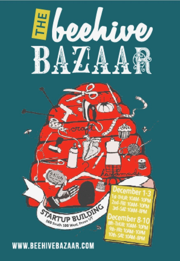 winter 2016 Beehive Bazaar