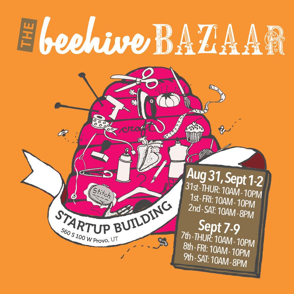 Fall 2017 Beehive Bazaar