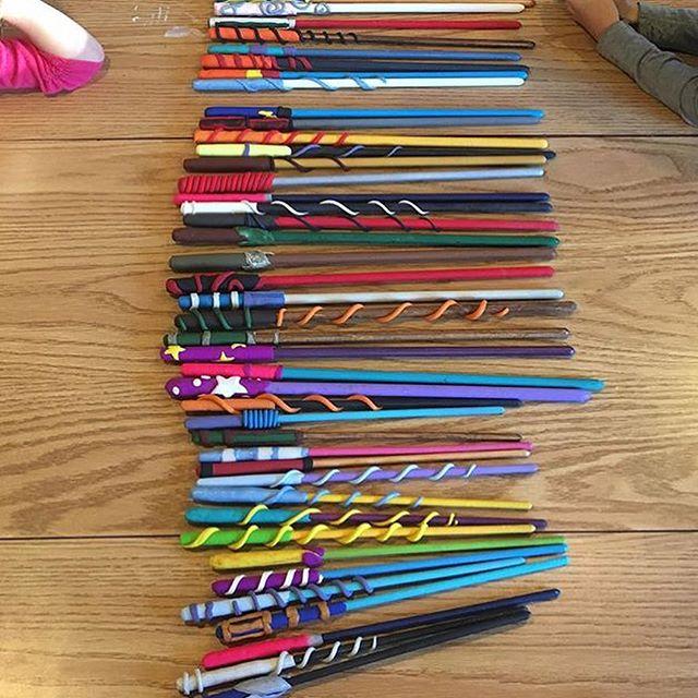 Magic wands and so, so much more coming your way this weekend, swipe right👉🏼 for a sneak peek! #beehivebazaar #utahcounty #buyhandmadeutah #provoutah #shopsmallutah #shoplocalutah #utahholidaymarket #handmadeutah