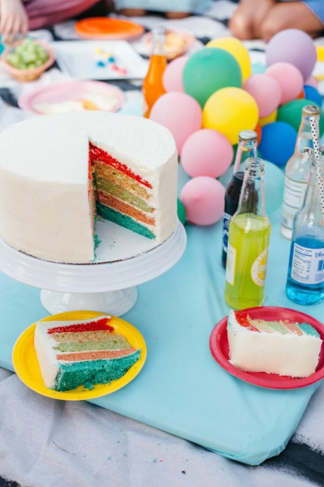 Love Cake Bake