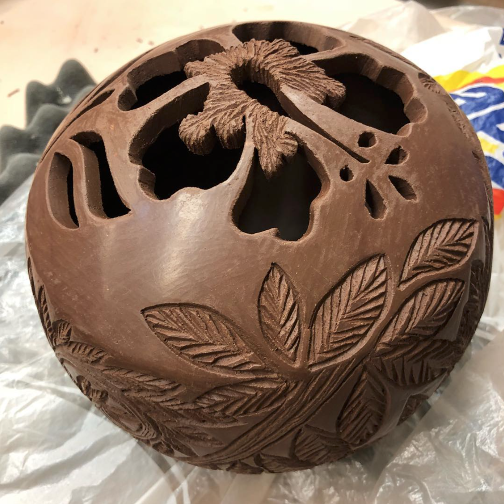 Aloha Girl Pottery