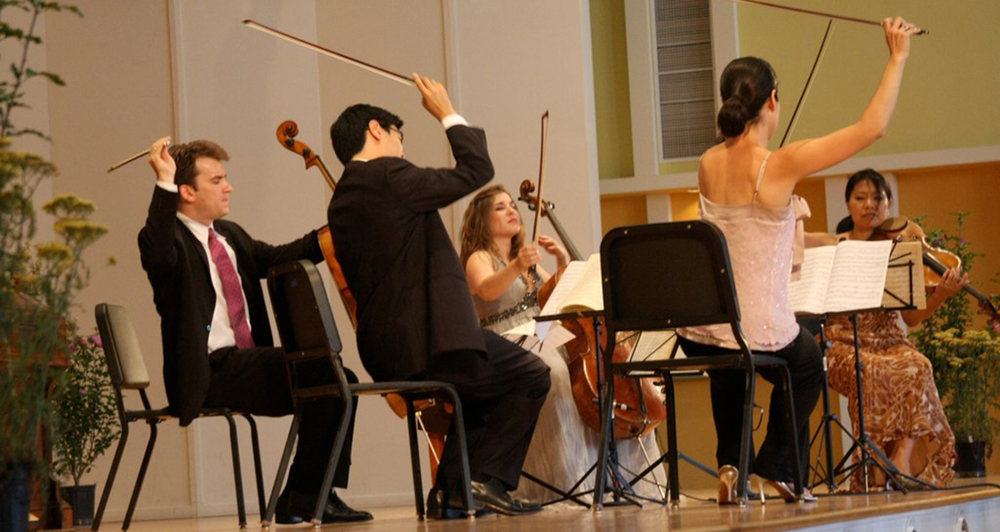 2010 Performance of Schubert Cello Quintet