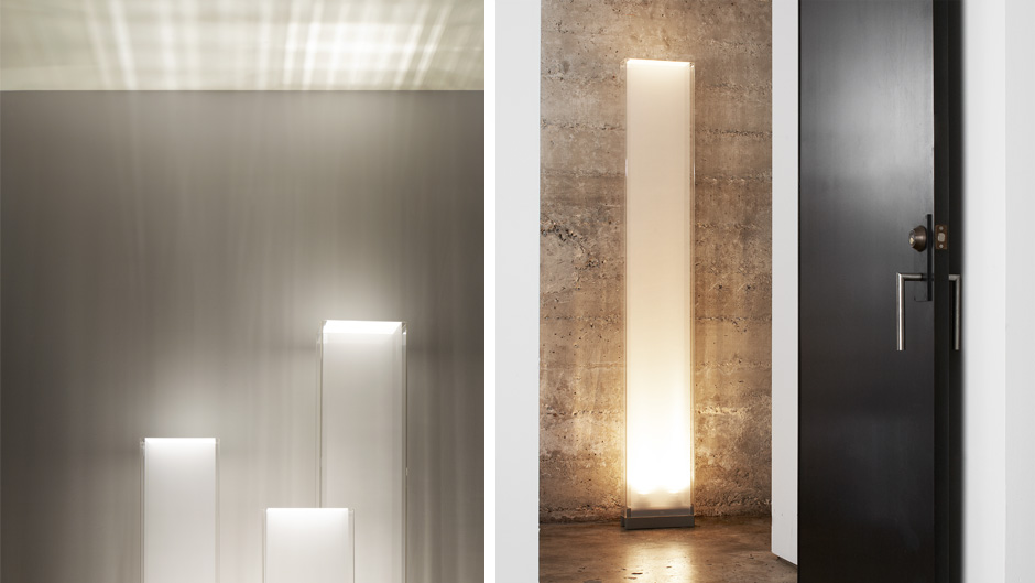 Cortina floor lamp