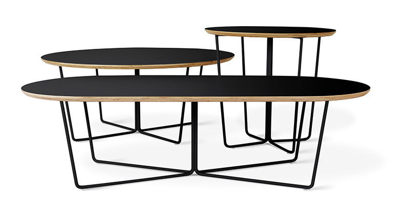 Array Coffee Table - Oval, Array Coffee Table - Round, Array End Table - Black - P01.jpg