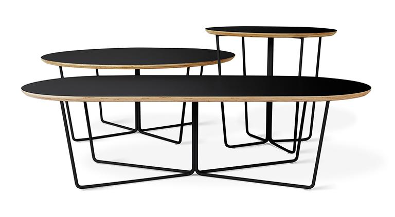 Array Coffee Table - Oval, Array Coffee Table - Round, Array End Table - Black - P01.jpg