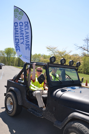 Thanks to our Delaware Academy of Public Safety & Security (DAPSS) and other volunteers who helped make the First Annual Delaware Charity Challenge 5K and Adventure Challenge Relay run so smoothly.