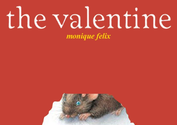 Follow the path of this darling mouse who chews his way through a wordless picture book to create a valentine surprise for his love. Felix has a series of these beautiful wordless books. The intricate drawings, and the surprises through the chewed holes will charm readers of all ages!