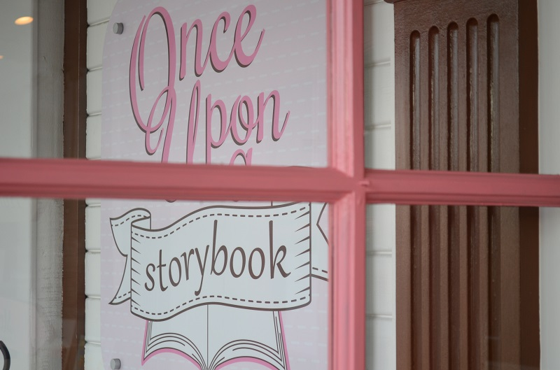 Once upon a storybook orange county