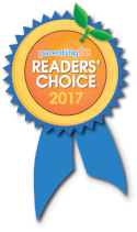 ParentingOC Readers' Choice Award for 3 consectutive years!  Best Independent Bookstore