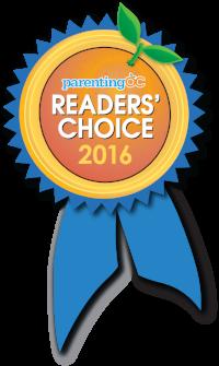 Voted Best Children's Book Store in Orange County 3 years running.