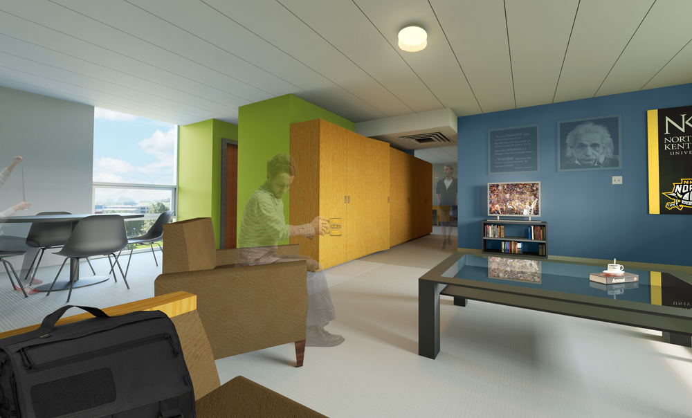 Rendering Of The Living Room Part 78