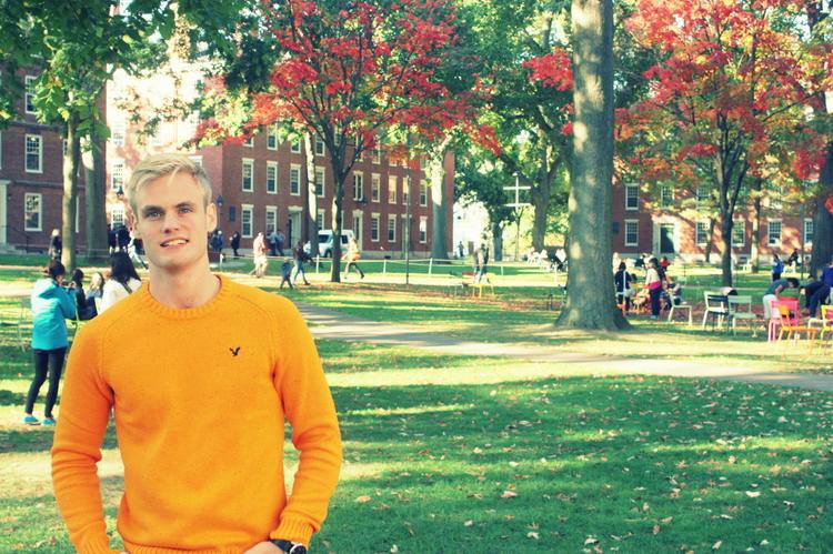 Á Harvard svæðinu
