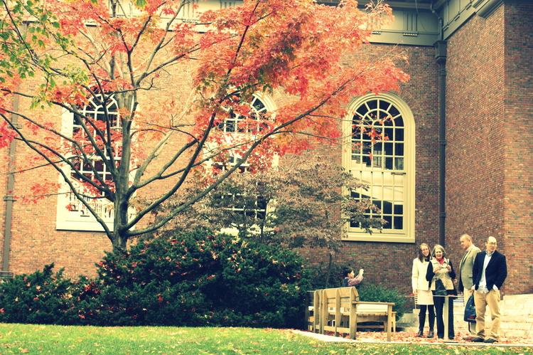 Harvard íhaustlitum