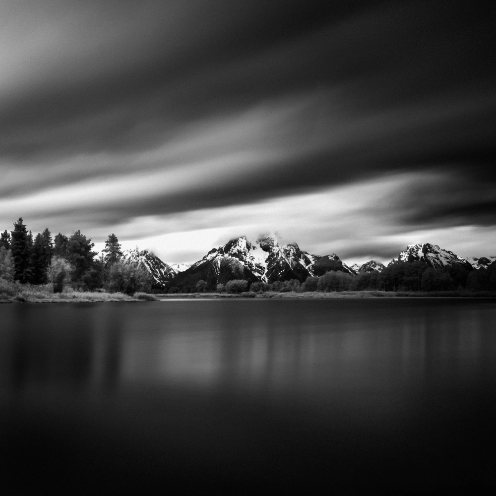 Oxbow Bend BW