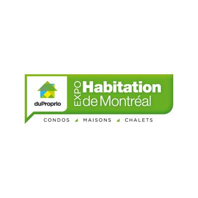 Expo habitation de montréal   salons dédiés à l'habitation au Québec pour maisons, condos et chalets.