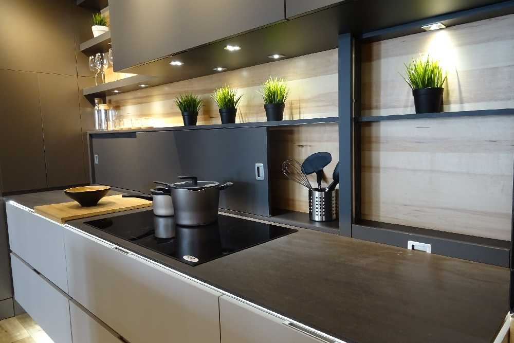 Cuisines contemporaines armoires de cuisine laval - Cuisine contemporaine design ...