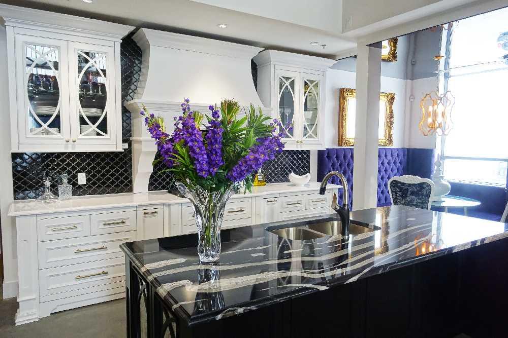 Cuisine classique - salle de montre laval