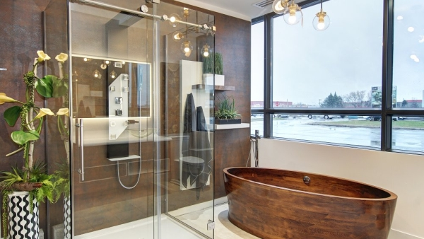 Salle de montre de salle de bain - MACUCINA Laval