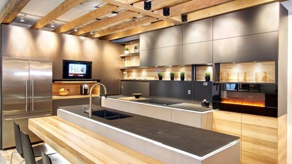 Salle de montre de cuisine 2 - MACUCINA Laval