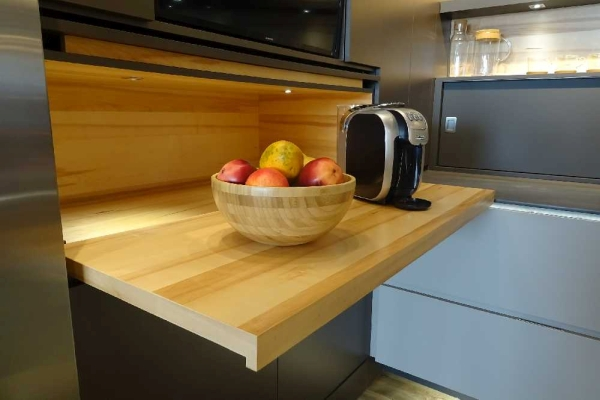 Salle de montre de cuisine 3 - MACUCINA Laval