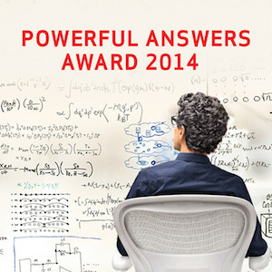 Semifinalist in Verizon Powerful Answers Award