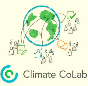 Semifinalist in MIT Climate CoLab competition
