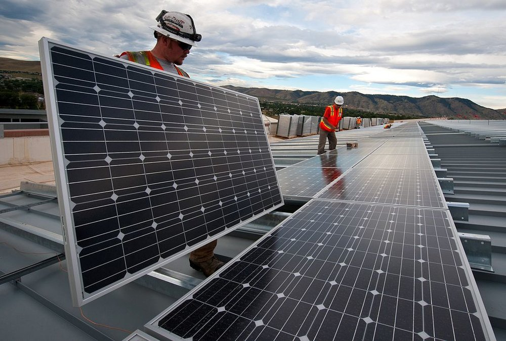 The solar industry alone added 75,000 jobs to the U.S. economy in 2016. If politicians want to honor their promises to boost job growth, promoting solar energy is a great place to start.
