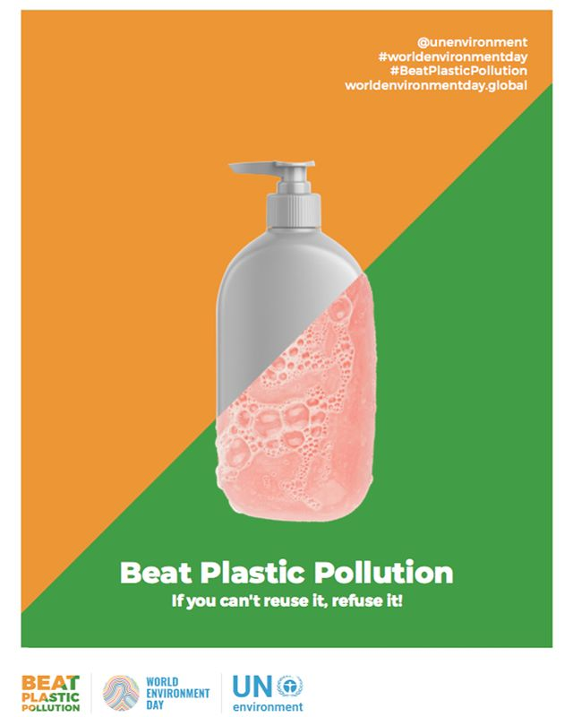 Happy World Environment Day! At Solstice, we believe that reusable items are just as important as renewable energy. Thats why we invite you to help #BeatPlasticPollution by ditching single-use plastics! @UNenvironment #WorldEnvironmentDay #WED2018 #ReduceReuseRecycle #PlasticPollution #GoGreen