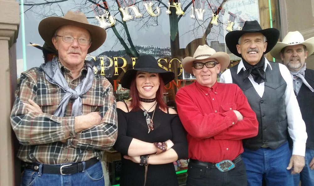 Cowboy Bob and Gypsy Dust are back!!! So dust off those boots for a little bit of country and a little bit of rock. Rathskeller menu served until 10:00. Open to the public and no cover!