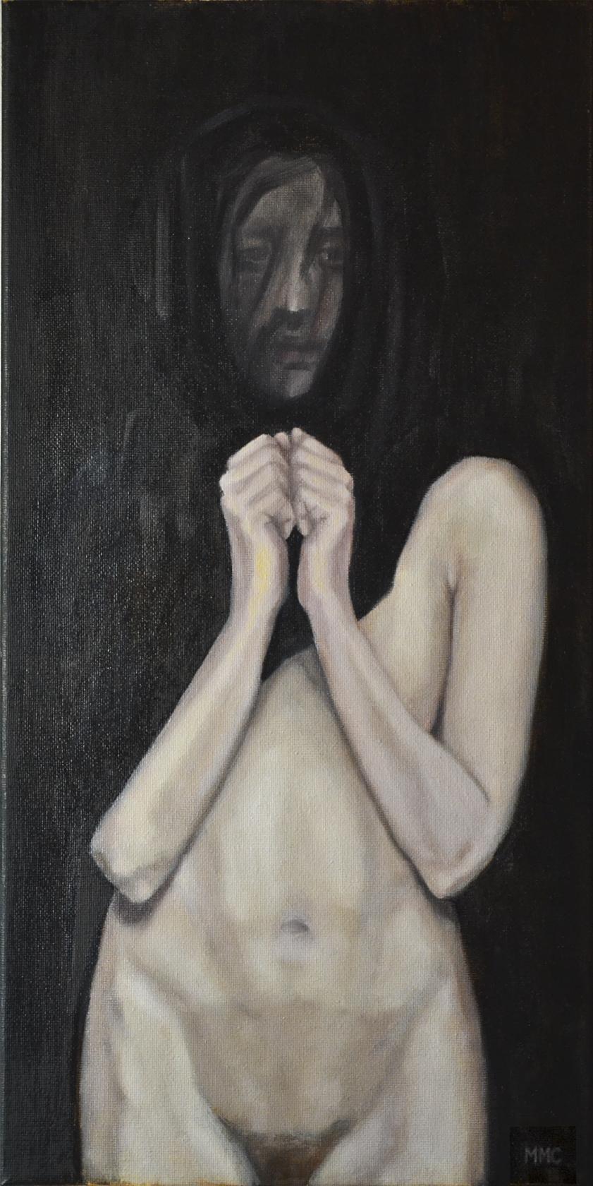 """Veiled Woman Study"""