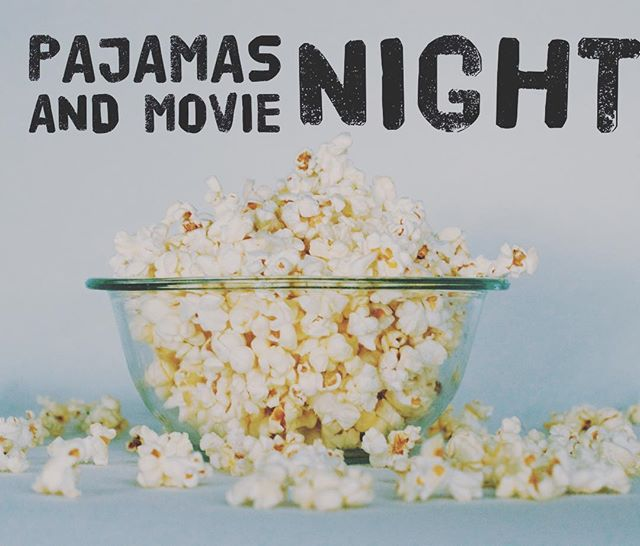 Tonight at Life Groups, kids will be having a movie night! Make sure to dress comfy!